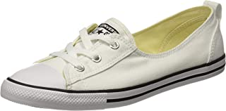 Converse Women's Canvas White Sneakers-6 UK/India (39 EU) (8907788166497)