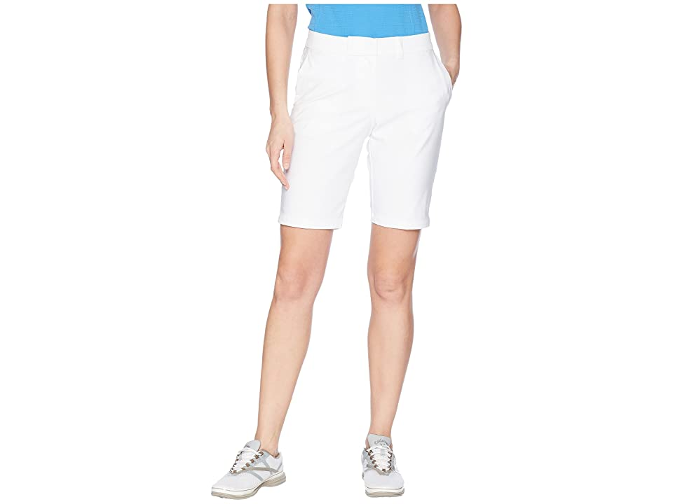 Nike Golf Flex Shorts Woven 10 (White/White) Women