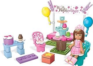 Mega Construx Wellie Wishers Garden Party Building Set (73 Piece)