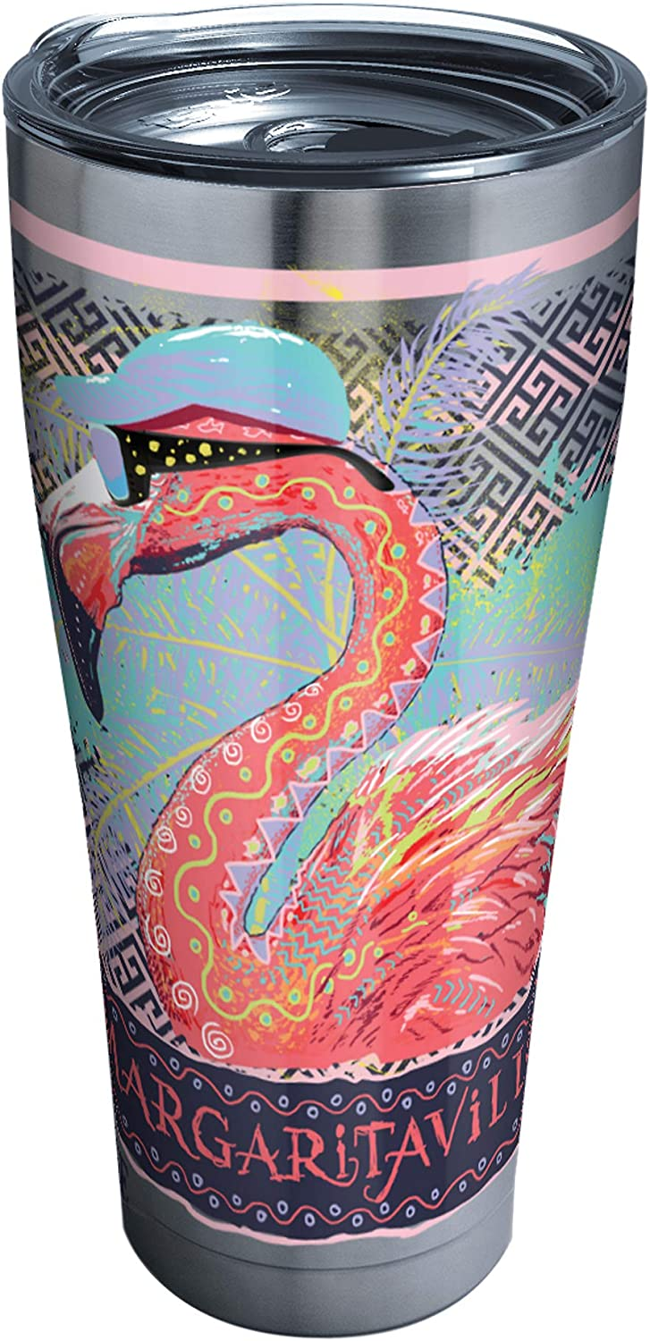 Tervis sold out Margaritaville-It's Max 65% OFF 5 O'Clock Tum Triple Insulated Walled