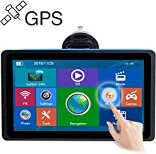 "$59 » E-ACE GPS Navigation for Car 7"" Touchscreen 8GB Memory Vehicle GPS Navigator System Real Voice Spoken Turn Direction Remin..."