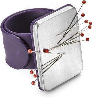 Prym 610282-1 - Cojín magnético para Brazo (1 Unidad, Talla única), Color Morado