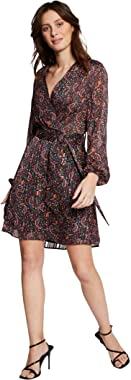 Morgan Robe Imprimée Rody Casual Dress Femme