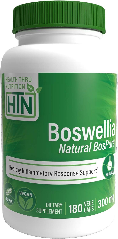 Boswellia BosPure 75% Boswellic Acids - famous 10% Ranking TOP2 AKBA High Potency