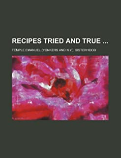 Recipes Tried and True