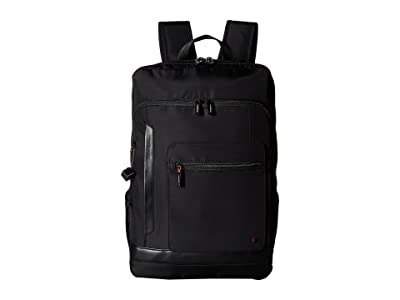 Hedgren Zeppelin Expel Backpack (Black) Backpack Bags