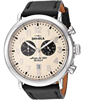 Shinola Detroit - 47 mm Runwell Chrono
