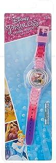 Disney Princess Girls Silicone Strap Digital with colorful flashing light Wristwatch - TRHA4132