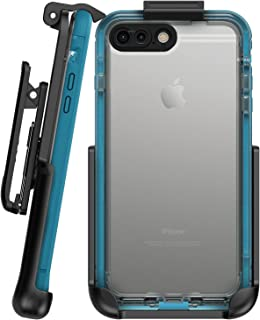 Encased Belt Clip Holster for Lifeproof Nuud Case - iPhone 7 Plus (5.5