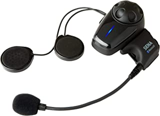 Sena SMH10-10 Motorcycle Bluetooth Headset / Intercom (Single) (Renewed)