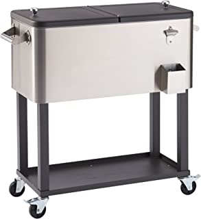 Best stainless steel cooler with shelf Reviews