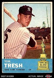 Deans Cards 2 1963 Topps # 173 Bombers Best Mickey Mantle//Bobby Richardson//Tom Tresh New York Yankees GOOD Yankees Baseball Card