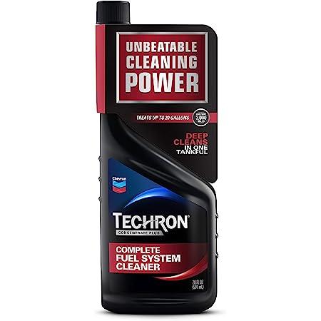 Chevron Techron Concentrate Plus Fuel System Cleaner - 20 oz.