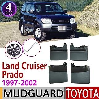 Mudfla For Toyota Land Cruiser Prado FJ120 LC120 120 2003~2009 Fender Mud Splash Guardia De La Aleta Guardabarros Accesorios 2004 2005 200