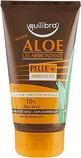Equilibra Aloe Gel Abbronzante, 150 ml