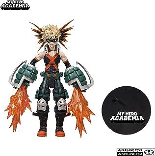 McFarlane Toys My Hero Acadamia Katsuki Bakugo Action Figure