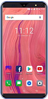 Xifo Kekai Model Aura Gio 4G Volte (Jio sim Supported) 5.5 Inch Display 4G Smartphone (2GB RAM, 16GB Storage) in Blue