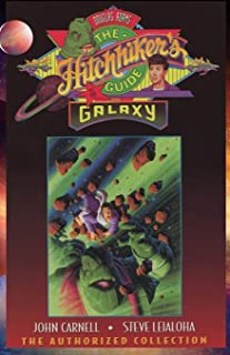 Hitchhiker's Guide to the Galaxy, The Authorized Collection