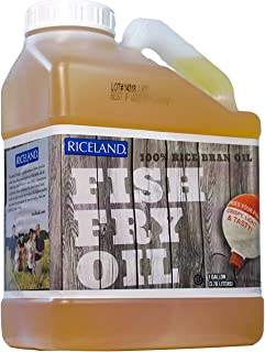 Oil To Fry Fish
