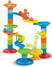 Fat Brain Toys Roll & Bounce Tower Baby Toys & Gifts for Ages 1 to 3