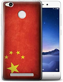 Stuff4®Phone Case/Cover/Skin/redmi3X -gc/Flags Collection Chine/Chinois