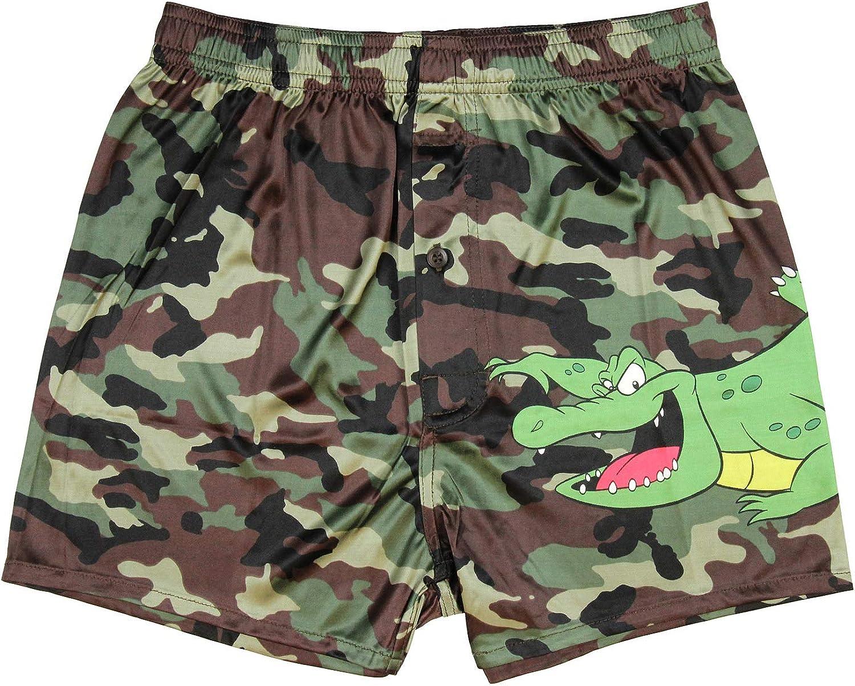 Intimo Boys Boxer Shorts Nile Camo Underwear