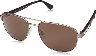 نظارات شمسية من تومي هيلفيغر باطار بني