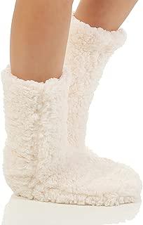 Damen Hüttenhausschuhe  Hüttenschuhe ABS Socken Strümpfe Kuschelsocken  BF 2011
