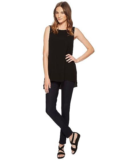 a967edffd71 Eileen Fisher Skinny Jeans in Indigo Organic Cotton Soft Stretch Denim