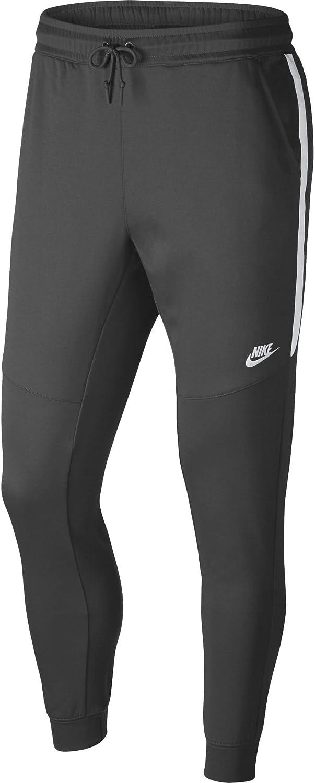 Nike Mens Tribute Jogger Pants Midnight Fog White White 2XL x One Size