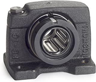 Thomson PB20A, Pillow Block, Precision, Seals at both ends, Closed, for end supported applications, self-aligning, Seals at both ends; use with 1.25 in Diameter Shaft, Class S