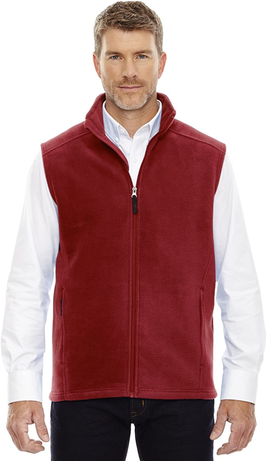 Ash City - Core Max 82% OFF Pockets 365 Max 87% OFF Tricot-Lined JourneyMen's