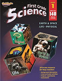 Steck-Vaughn Science: Life, Physical, Earth & Spac: Student Book Grade 1