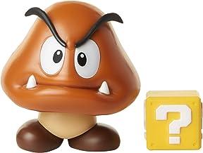 Nintendo Action Figure (3,25 inch, 8 cm) W3 - Goomba mit Coin - [Edizione: Germania]