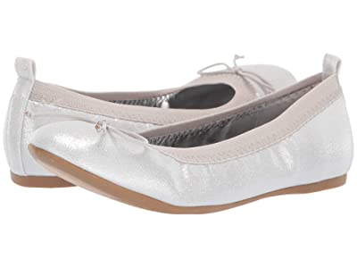 Nina Kids Esther (Little Kid/Big Kid) (Silver Shimmer) Girls Shoes