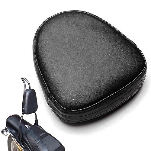 Passenger Backrest Pad Sissy Bar Kit Matte Black Fit Victory Octane USA