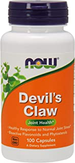 Now Foods, Devil's Claw, 100 Capsules