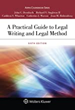 A Practical Guide to Legal Writing and Legal Method (Aspen Coursebook Series) PDF