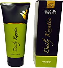 Keratin Express Daily Keratin Hair Treatment Heat Protector for All Hair Types, 6 fl oz.