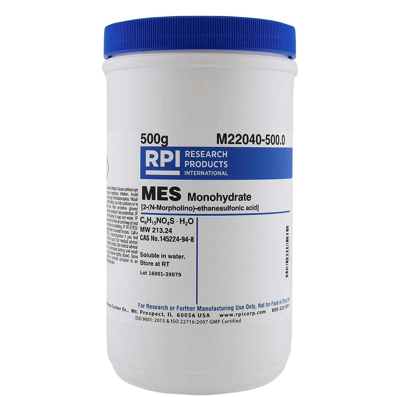 MES Monohydrate 2- overseas High material N-Morpholino -ethanesulfonic Gram 500 Acid