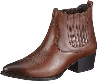 FootCourt Kadın Kovboy Bot Kahverengi (Acaba) Kadın Çizme Ve Bot