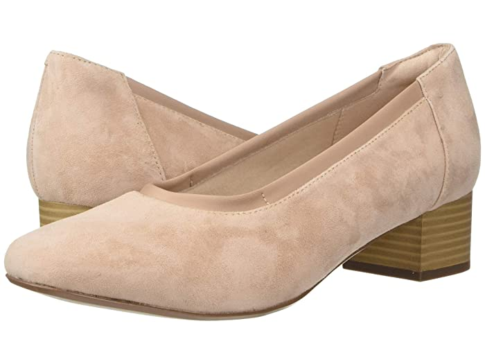 Clarks  Chartli Fame (Praline Suede) Womens  Shoes