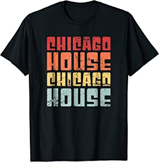 Vintage Style Chicago House T-Shirt