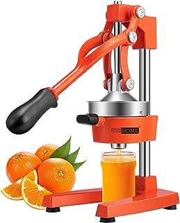 VIVOHOME Heavy Duty Commercial Manual Hand Press Citrus Orange Juicer Squeezer Machine