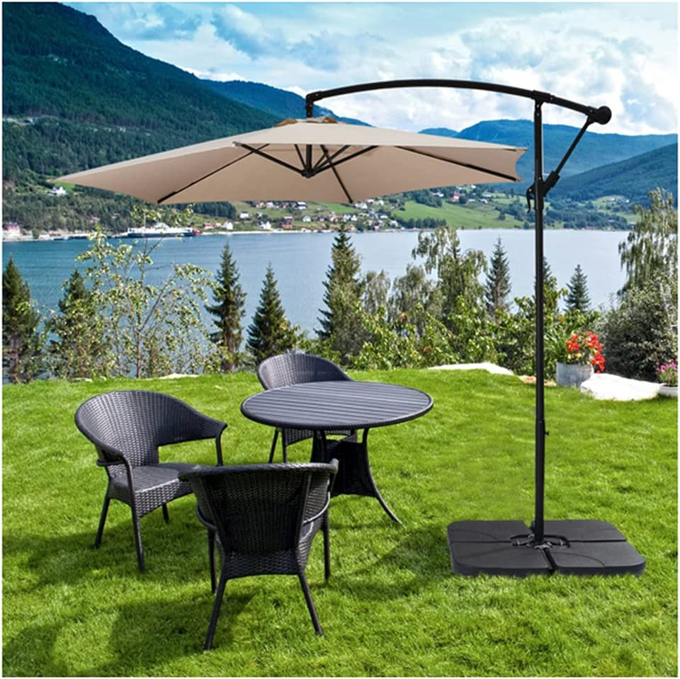 XXNB Foldable Patio Umbrella Ultra-Cheap Deals Market Table with Max 78% OFF Outdoor