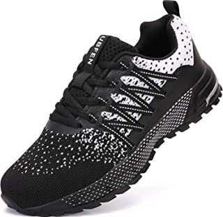 Running Shoes for Mens Womens Sports Fashion Sneakers Indoor Outdoor Walking Fitness Jogging Athletic Road Casual Footwear