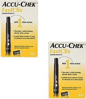 Fastclix Accu-Chek Fastclix Lancing Device Kit (2 Pack)
