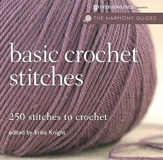 Harmony Guides: Basic Crochet Stitches