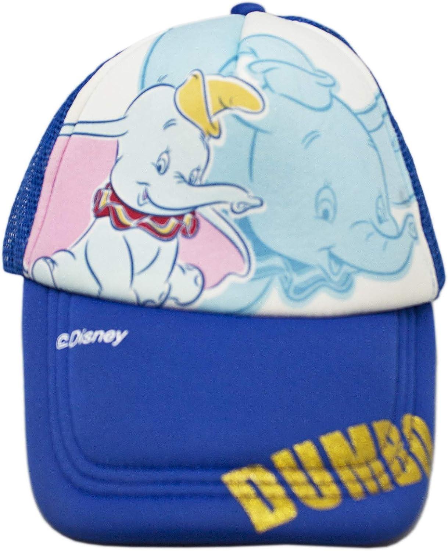 5 ☆ very popular Baseball Cap Disney's Dumbo Padded Mesh Bill Kids Snapback low-pricing Back