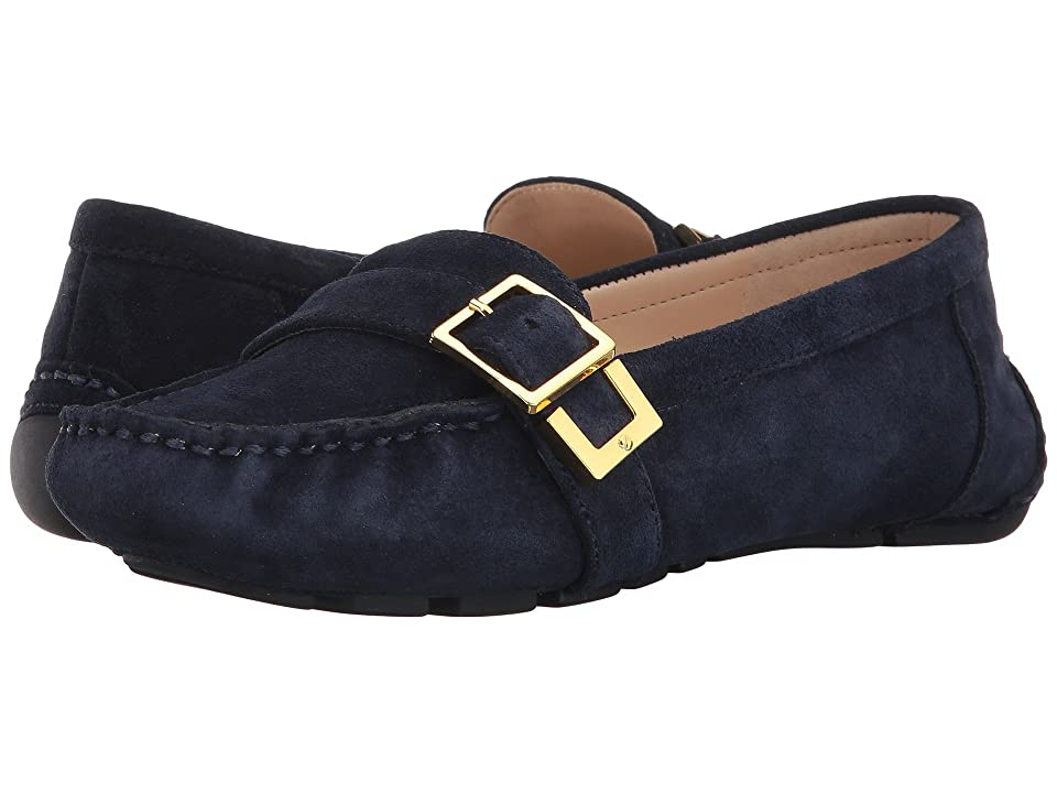 Nine West Blueberry (Navy Suede) Women